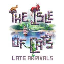 The Isle of Cats: Late Arrivals (5-6 player expansion)