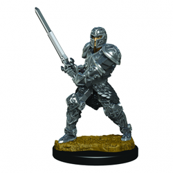 Icons of the Realms Premium Figures: Male Human Fighter