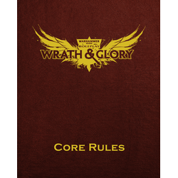 Wrath & Glory: Core Rulebook (limited edition)