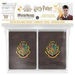 "Card Sleeves Standard Glossy ""Harry Potter: Hogwarts Battle"" (160) (USAopoly)"