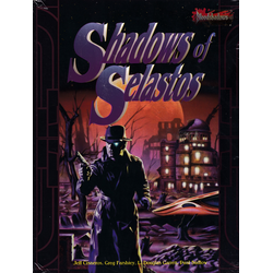 Bloodshadows: Shadows of Selastos