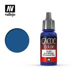 Vallejo Game Color: Ultramarine Blue