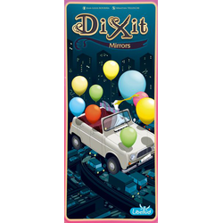 Dixit: Mirrors - expansion 10 (sv. & eng. regler)