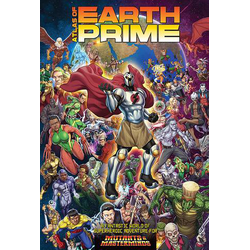 Mutants & Masterminds: Atlas of Earth Prime