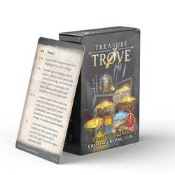 Nord Games: Treasure Trove Deck CR 13-16
