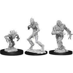 Nolzur's Marvelous Miniatures (unpainted): Blights