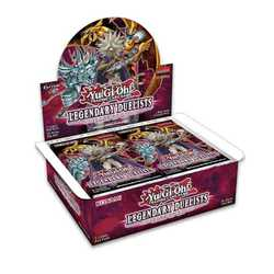Yu-Gi-Oh! TCG: Legendary Duelist: Rage of Ra Booster Display (36)