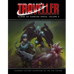 Traveller 4th ed: Aliens of Charted Space - Volume 2