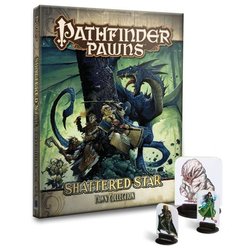 Pathfinder Adventure Path: Shattered Star Adventure Path Pawn Collection