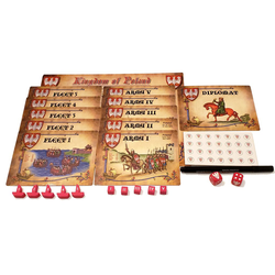 Swords & Sails: Minor Player Expansion - Kingdom of Poland