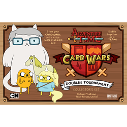 Adventure Time Presents: Card Wars Doubles Tournament