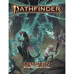 Pathfinder Pawns: Bestiary 2 Pawn Collection