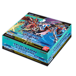 Digimon TCG: Release Special Booster Ver.1.5 BT01-03 Display (24)