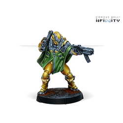 Yu Jing - Zhēnchá, Armored Reconnaissance Regiment (Submachine Gun)