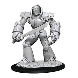 Nolzur's Marvelous Miniatures (unpainted): Iron Golem