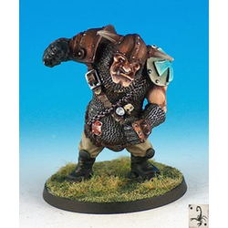 Fantasy Football Big Guy - Ogre (Black Scorpion)