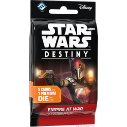 Star Wars: Destiny: Empire at War Booster Pack
