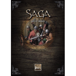 SAGA Age of Vikings Rules (2n Ed.)