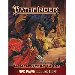 Pathfinder Pawns: Gamemastery Guide NPC Pawn Collection