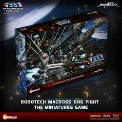 Robotech Macross Dog Fight: The Miniatures Game