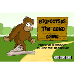 Bigfootses, The Card Game