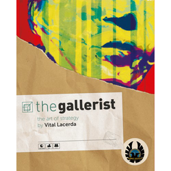 The Gallerist: Complete Edition (inkl. upgrade pack & scoring exp)