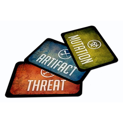 Mutant: Year Zero - Card Deck