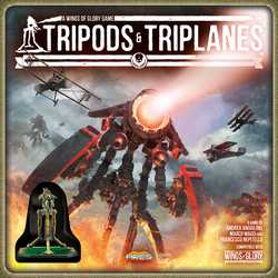 Wings of Glory: Tripods & Triplanes - Core Set