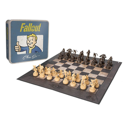 Fallout Chess Collector's Set (schack)