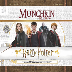 Munchkin Harry Potter: Deluxe Core Set