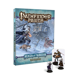 Pathfinder Pawns: Reign of Winter Adventure Path Pawn Collection