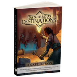 Nord Games: Dangerous Destinations (Pocket)