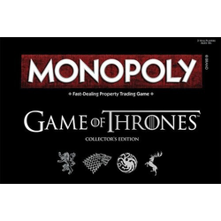 Monopoly: Game of Thrones (Winning Moves Collector's Ed)