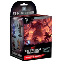 Icons of the Realms: Storm King's Thunder Booster Pack (1)