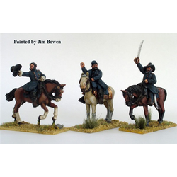 Perry Miniatures: Union Generals mounted