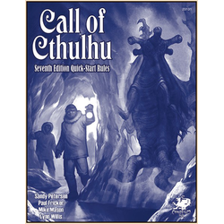 Call of Cthulhu: Quick Start Rules