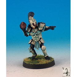 Fantasy Football Humans - Thrower (Black Scorpion)