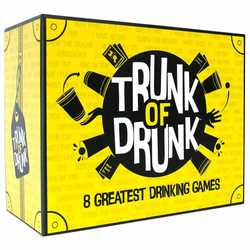 Trunk of Drunk - 8 Greatest Drinking Games