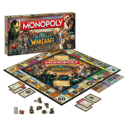 Monopoly: World of Warcraft - Collector's Edition (Inkomplett)