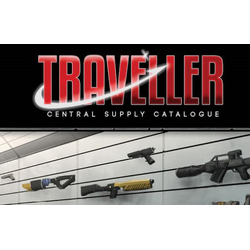 Traveller 4th ed: Central Supply Catalogue