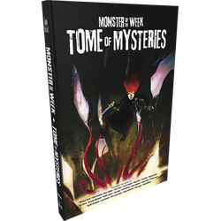 Monster of the Week - Tome of Mysteries