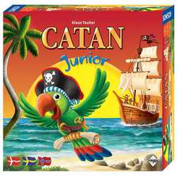 Settlers of Catan: Junior (sv. regler)