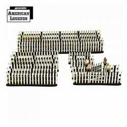 28mm Dead Mans Hand White Picket Fence