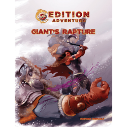 5th Ed Adventures: Giant's Rapture