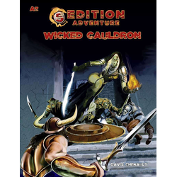5th Ed Adventures: A3 - The Wicked Cauldron