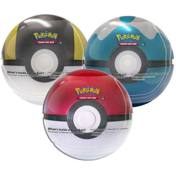 Pokemon TCG: PokeBall Tin Series 1 (Q1 2020)