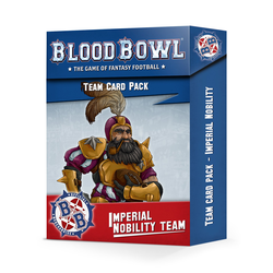 Blood Bowl: Imperial Nobility Team Card Pack