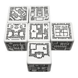 DungeonMorph Dice: Trailblazer Set