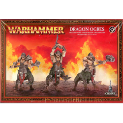 Thunderscorn Dragon Ogors / Dragon Ogres