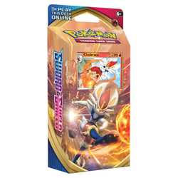 Pokemon TCG: Sword & Shield Theme Deck Cinderace